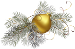 transparent-gold-christmas-ball-with-pine-png-clipart-picture-png-m5ffsr-clipart